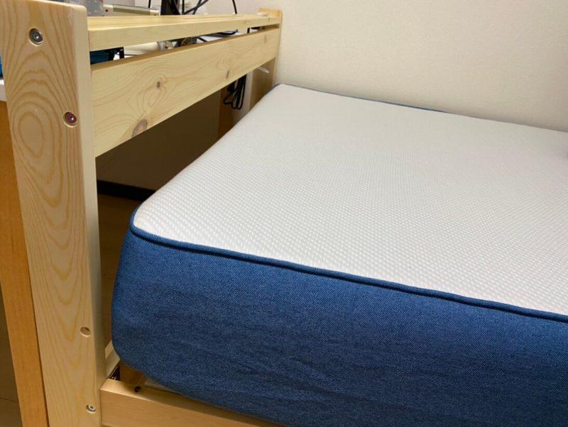 ベッドとコアラマットレス